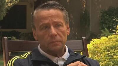 Alfredo Adame acusa a su expareja de sacar a la luz pública la preferencia sexual de su hijo