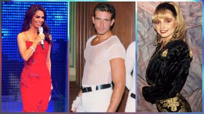 16 Actores de telenovela que quisieron ser exitosos cantantes y no lo lograron