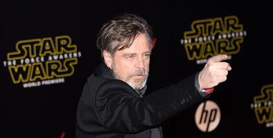 """Estrella de Star Wars recupera un """"tesoro"""" que había perdido"""