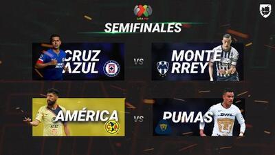 Definidas las Semifinales del Apertura 2018