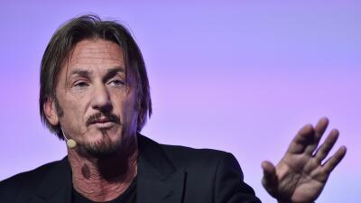 """Sean Penn dice que no tiene nada que ocultar de su entrevista a """"El Chapo"""""""