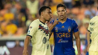 ¡Crece la rivalidad! Tigres vs. América, tercer duelo del semestre