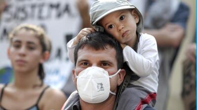 El mundo unido para salvar el planeta: así fueron las masivas manifestaciones a favor de actuar contra la crisis climática