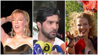 Arturo Carmona respeta la personalidad de Niurka Marcos en sus comentarios de Edith González, pero pide mesura