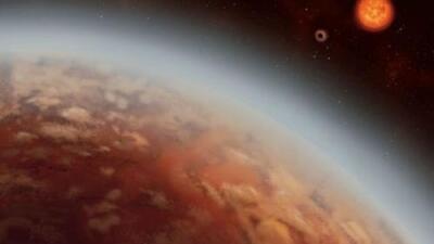 """Detectan vapor de agua en un exoplaneta que podría ser """"habitable"""""""