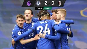 Chelsea vence al Fulham y afianza la próxima Champions