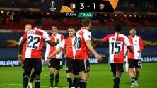 Feyenoord sentenció al CSKA y revivió en el Grupo K