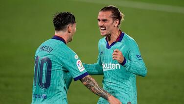 Con Griezmann y sin Dembélé, Barcelona dio convocados para enfrentar al Nápoli