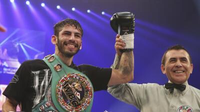 Jorge Linares y Mayerlin Rivas, los mejores boxeadores de Venezuela