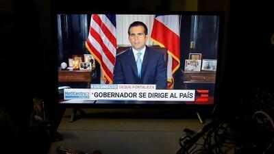 Ricardo Rosselló renuncia a la gobernación de Puerto Rico tras dos semanas de intensas protestas en su contra