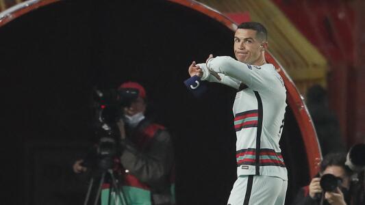 Asistente que no concedió gol a Cristiano se perderá la Eurocopa