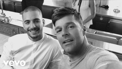 10 datos que no sabes del video de Ricky Martin y Maluma