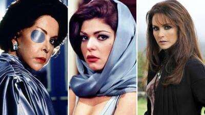 7 villanas que opacaron a las protagonistas de la telenovela