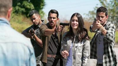 Jacobo rescató a Juliana del secuestro del 'Alacrán' y se salvó de ser asesinado
