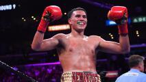 David Benavidez amenaza al 'Canelo'