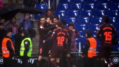 El Espanyol plantea cerrar la polémica con Piqué