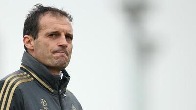 Oficial: Allegri no seguirá como entrenador de la Juventus la próxima temporada