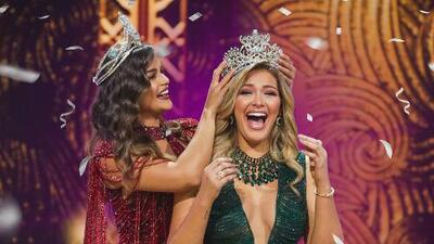 Migbelis Castellanos gana Nuestra Belleza Latina y se convierte en la primera reina venezolana