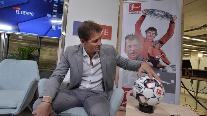 Jens Lehmann, exportero de Alemania, despedido del Hertha tras mensaje racista