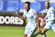 Histórico gol para El Salvador en la Copa Libertadores