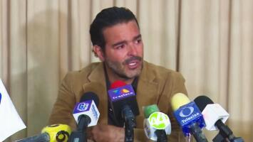 A punto de llorar, Pablo Montero cuenta su tristeza por la muerte de uno de sus músicos a causa del coronavirus