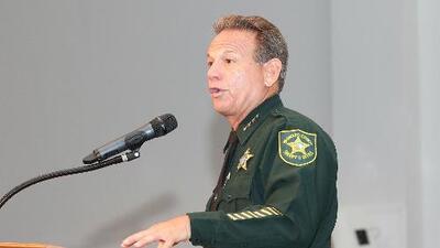 Sheriff del condado de Browarddesmiente rumores sobre el tiroteo en la escuela de Florida