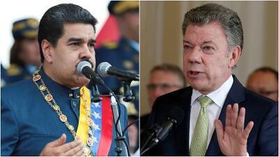 Maduro se niega aceptar ayuda de Colombia y acusa a Santos de bloquear la venta de medicinas para Venezuela