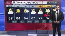 Probabilidad de lluvias y tormentas a partir de la noche de este lunes