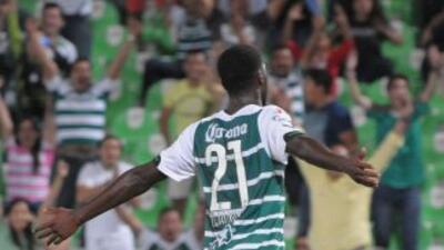 Santos 2-1 Monterrey: Guerreros a los cuartos de final de la Copa MX