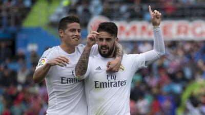 Isco, James y Pogba, entre los seis fichajes de la Juve para ganar la Champions el próximo año
