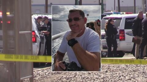 Comunidad muestra sus respetos por muerte de agente de Phoenix en accidente