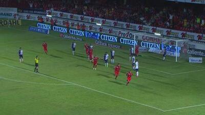 ¡Festival de goles! Veracruz y Pachuca igualaron 3-3 en el Puerto