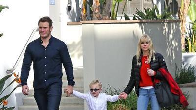 Chris Pratt y Anna Faris se divorcian y no revelan por qué