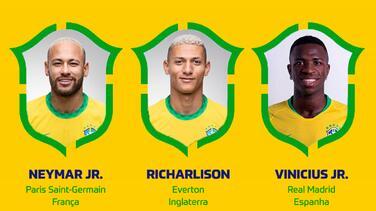 Dani Alves regresa con Brasil; Neymar quiere estar en Tokyo 2020