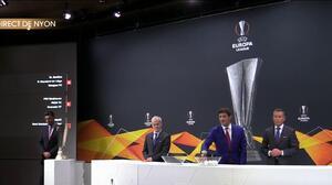 La UEFA Europa League define enfrentamientos