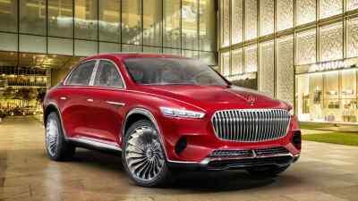 Confirmado: La próxima camioneta de super lujo será fabricada en EE. UU.