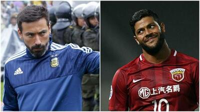 China investiga el incidente de Hulk y disculpa a Lavezzi