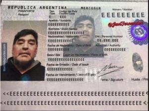 Memelogía: el pasaporte de Maradona y la vuelta al mundo alrededor del humor en redes