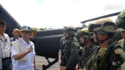 General secuestrado hace 12 años por las FARC fue rescatado