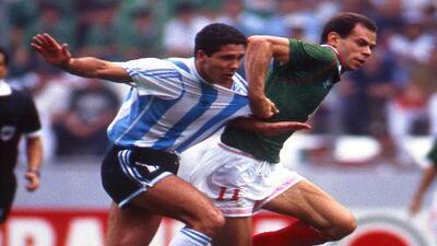 Cuando el Tri pasó de la oscuridad a la final, el debut histórico de México en Ecuador 93