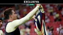 """Córdova y su festejo a lo Messi: """"Que vean quién manda"""""""