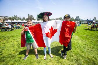 Canada y Martinica están listos en el Rose Bowl para abrir la Copa Oro