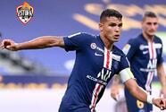 Thiago Silva continuará su carrera en la Serie A