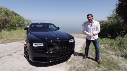 Rolls Royce Wraith Black Badge 2017 - Prueba A Bordo Completa