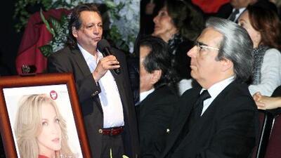 Hermano de Edith González aclara si el viudo de la actriz está enfermo y qué pasará con su hija Constanza