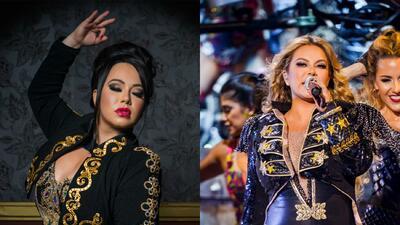 De Selena a Gloria Trevi así fue el paso de Chiquis por Premios Juventud 2016