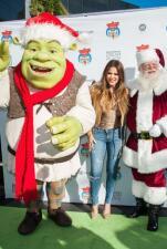 Khloe Kardashian ya le pasó su lista a Santa