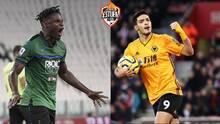 Juventus se debate entre fichar a Duván Zapata o Raúl Jiménez