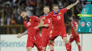 Bosnia pierde frente Armenia y su técnico renuncia
