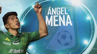 ¡El Ángel del gol! Mena, la esperanza de León en la Final contra Tigres